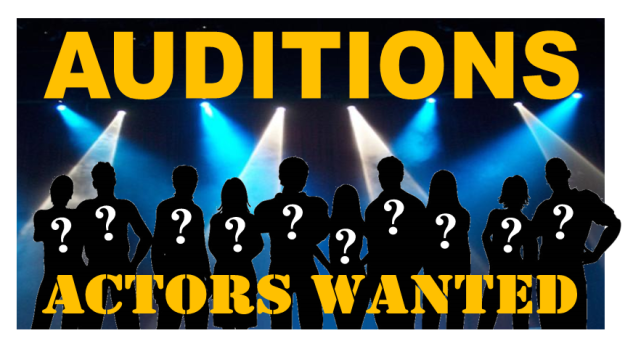 Auditions-Actors-Wanted